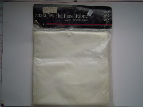 "Strataflex Flat Panel Fabric Large 60x86"" (152x218cm)"